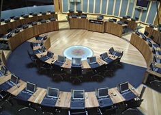 National Assembly for Wales - the Senedd, Cardiff Bay, docks and Tiger Bay, Cardiff, south Wales