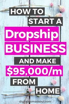 Are you looking for a profitable business you can run online and don't want to invest much money? To start a dropshipping business could be the right choice for you. Have a look at the basic steps you need to take and learn how Shopify can help you as a b Earn Money From Home, Earn Money Online, Online Jobs, Way To Make Money, Making Money From Home, Online Cash, Win Online, Selling Online, Online Shopping