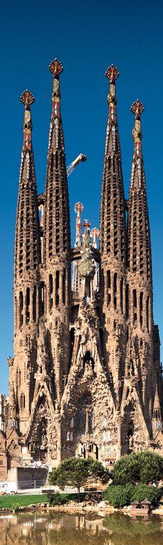 サグラダ・ファミリア Sagrada Família