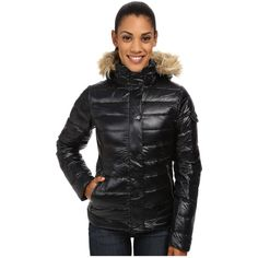 Marmot Hailey Jacket Women's Jacket ($250) ❤ liked on Polyvore featuring outerwear, jackets, flap jacket, insulated jacket, thermal jacket, down filled jacket and pocket jacket