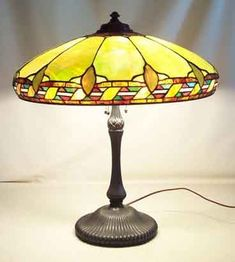 Oldest Antique Tiffany Lamp | Old Tiffany Lamp Values | Antique Tiffany Lamps ~ Buddy L Toy Trucks ...