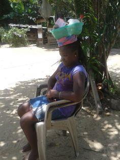 A girl in tutubuka..............