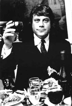 "Oliver Reed: ""My only regret is that I didn't drink every pub dry and sleep with every woman on the planet."""