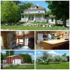 Completely renovated 3 bedroom, 3 bathroom home on peaceful 4.2 acre setting with numerous apple trees & abundant wildlife. Home has a 30x32 heated & cooled shop and an additional 30x56 shed for more storage. Priced at $279,000, this home is a must see to fully appreciate!