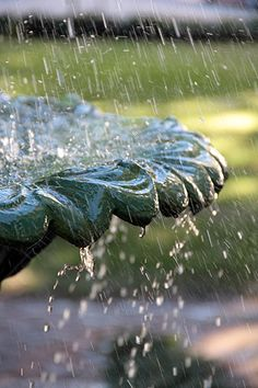 Fountain in Lafayette Square, Savannah