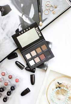 Love matte eyeshadows? Then you need to get your hands on this palette! Lorac Pro Matte Palette