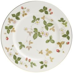 Get the Wedgwood Wild Strawberry 5 Piece Place Setting securely online at charingskitchen.com today.