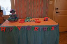 Blues Clues Birthday Party Ideas | Photo 1 of 13 | Catch My Party