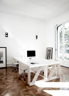 Hangar Design group office - via Coco Lapine Design