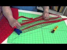 Braided Rug Part 6 Finishing Braid - YouTube