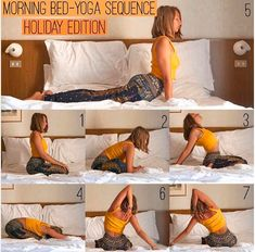 Wonderful post to read based upon yoga positions for beginners Daily Yoga Routine, Morning Yoga Routine, Night Routine, Yoga Bewegungen, Yoga Meditation, Simple Meditation, Yoga In Bed, Fitness Workouts, Yoga Fitness