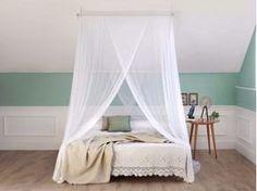 Dossel mosquiteiro para camas de casal LOTTI
