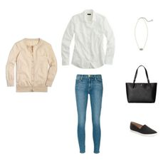 The French Minimalist Capsule Wardrobe: Spring 2017 Collection Outfit #75