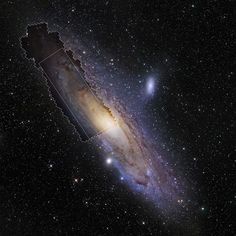 Hubble Telescope Captures Best View Ever of the Andromeda Galaxy by Miriam Kramer, Space.com Staff Writer   | 1/8/15 Andromeda Galaxy Showing PHAT Survey Extent
