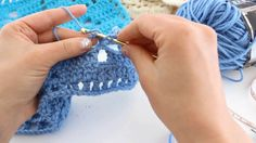 In this video I will show you how to crochet this beautiful afghan. In ANY SIZE! Please check out my blog for the printable pattern and photo tutorial. Thank...