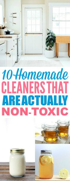 These homemade cleaners are really good! I'm so glad I found these AMAZING home hacks! Now I have a great way to save money and make my own home cleaners! Cleaning Diy, Cleaning Recipes, Green Cleaning, Diy Cleaners, Cleaners Homemade, Toliet Cleaner, Homemade Detergent, Organic Cleaning Products, Home Made Soap