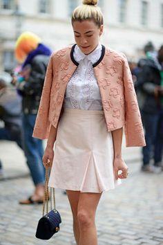 Street style: Chelsea Leyland