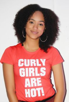 Curly girls rock!!