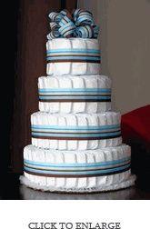 Diaper Cakes!