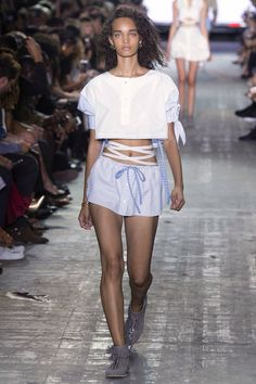 Alexander Wang - Spring 2017 Ready-to-Wear