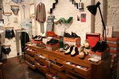 Buckets & Spades - Men's Fashion, Design and Lifestyle Blog: store visit