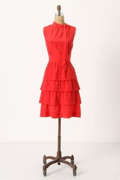 Ruffled Oska Dress by Girls from Savoy