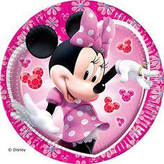 Minnie Tabak, minnie mouse doğum günü malzemeleri