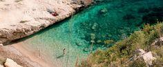 CALA FONDA - VILA JOIOSA - ALICANTE 6 calas valencianas para reencontrarse con el Mediterráneo
