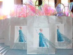 Frozen Birthday Party Ideas | Photo 1 of 20 | Catch My Party