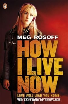 The film release of How I Live Now is out this autumn. Here's the cover for the new tie-in edition. If you haven't read it, then you must! It's incredibly powerful.