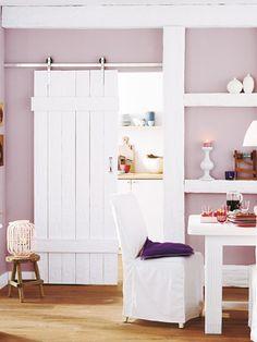 Wandgestaltung: So bekommt Ihre Wohnung Altbaucharme