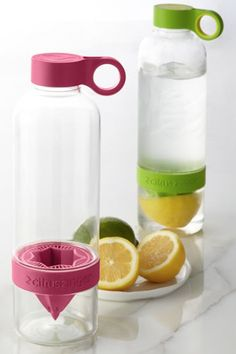 Great Citrus Zinger Water Bottle http://rstyle.me/~3aYBy