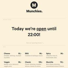 Calibre Font - Munchies