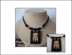 Angeles Vera Bisutería: ESPECIAL ESCAPULARIOS Jewelry, Fashion, Necklaces, Bangle Bracelets, Religious Jewelry, Moustaches, Accessories, Rosaries, Resin