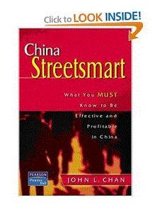 China Streetsmart::