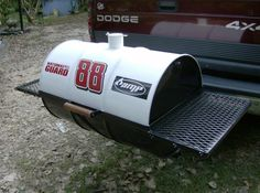 55 gal drum ideas | have made drum grills but not smokers they dont hold the heat the drum ...