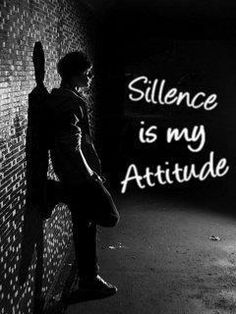 Silence is my attitude. Silence is my attitude in life! Profile Picture Images, Best Profile Pictures, Sad Pictures, Profile Pics, Funny Profile, Galaxy Pictures, Profile Picture For Girls, Facebook Profile Picture, Moon Pictures