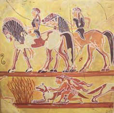 Etruscan games