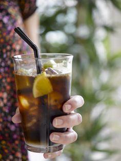Cuba Libre from Cocktail Chic via Cocktailmarianne. Photo: Per Erik Jæger