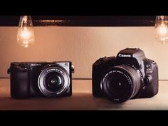 Best Camera for Beginners - Sony vs Canon Edition) - Discover the best in Best Products from cheap price Best Camera For Portraits, Best Camera For Photography, Photography For Beginners, Photography Tips, Best Camera For Blogging, Best Cameras For Travel, Bridge Camera, Nikon Dx, Camera Deals