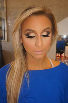 Makeup by Krystle offers on location bridal makeup, semi-permanent lash extensions, brow shaping, brow and lash tinting, and much more.