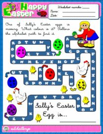 Go to site and see, There are many interesting ideas. Easter Worksheets, Easter Activities, Palm Sunday, Teaching Resources, Easter Eggs, Packing, Fun, School, Ideas