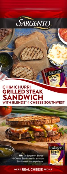 Yes, you read that right. 4 cheeses packed into one delicious cheese slice. Our Sargento® Blends™ 4 Cheese Southwest will bring a flavor experience unlike any other – so be sure to try it today. Cheese Recipes, Beef Recipes, Cooking Recipes, Recipies, Soup And Sandwich, Sandwich Recipes, Great Recipes, Favorite Recipes, Good Food
