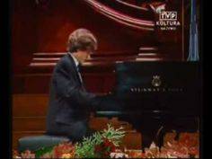 Fryderyk Chopin's - Polonez As-dur op. 53 'Heroiczny' (Polonaise héroïque), performed by Rafal Blechacz during the 15th International Frederick Chopin Piano Competition in Warsaw. He was the sole recipient of all five prizes at that competition.