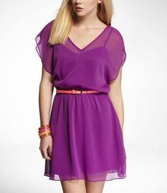 just bought this dress from express!