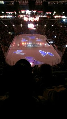 Home of the St. Louis Blues Hockey and many concerts and shows.