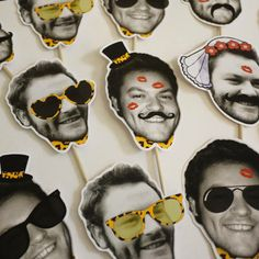 Hen party novelty groom toppers