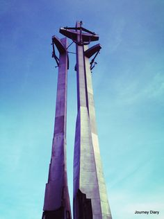 Three crosses monument, Gdansk