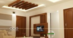 1787 Square Feet Square Meter) Square Yards) 4 bedroom cute mixed roof modern home. Design provided by Dream Form from Kerala. False Ceiling Living Room, Ceiling Design Living Room, Wall Decor Design, False Ceiling Design, Online Architecture, Architecture Magazines, Amazing Architecture, Living Room Kerala, 3d House Plans