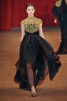 Christian Siriano at New York Fashion Week Fall 2013
